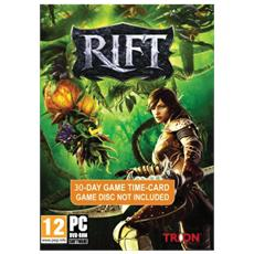 PC - Rift Game Time Card Abbonamento 30gg