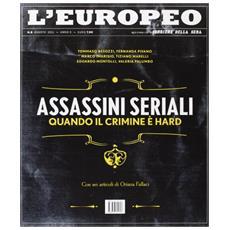 Quando la nera si fa hard. Speciale Europeo. Vol. 8