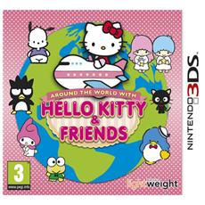 N3DS - Around the World with Hello Kitty