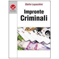 Impronte criminali