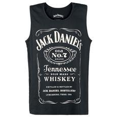 Jack Daniel's - Black (Canotta Unisex Tg. L)
