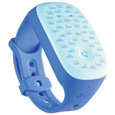 Smartwatch Kizon Bracciale per Bambini con Chiamate GPS Vivavoce 1GB - Blu