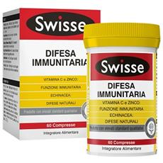 Swisse Difesa Immunitaria Integratore Compresse