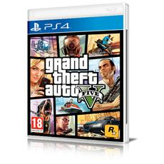 TAKE 2 - PS4 - Grand Theft Auto V (GTA V - GTA 5)