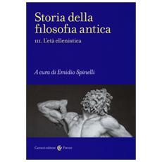 Storia della filosofia antica. Vol. 3