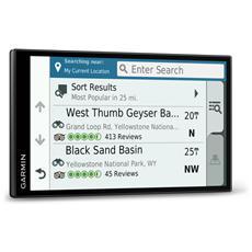 "Navigatore GPS Camper 770 LMT-D Display 6.95"" Mappe Europa 46 Paesi Precaricata"