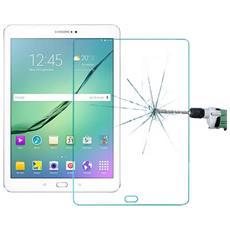 Pellicola Vetro Temperato Samsung Galaxy Tab S3 9.7, Antigraffi Anti-riflesso Ultra-clear Durezza 9h, Spessore Di 0,2 Mm, bordi Arrotondati Da 2,5d