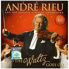 CD RIEU ANDRE' - AND THE WALTZ GOES ON