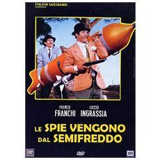 Dvd Spie Vengono Dal Semifreddo (le)