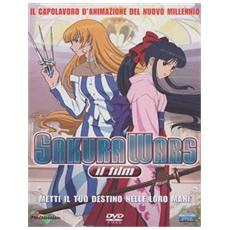 Dvd Sakura Wars - Il Film (r)