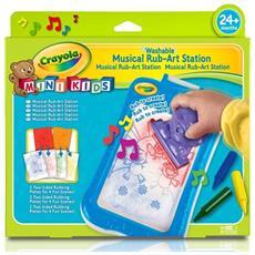 Colora Mini Kids Lavagnetta Musica e colori 81-1306