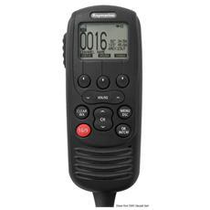 Sistema Radio LCD di Montaggio Nera 25 W 29.717.10