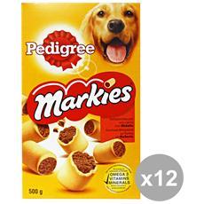 Set 12 Biscotti Markies 500 Gr. Cibo Per Cane
