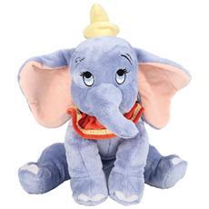 Peluche Dumbo Disney Pupazzo Favole Cm. 30