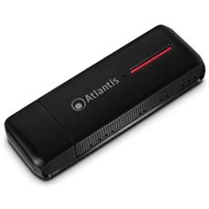 Adattatore Diskmaster A06-M2-103 + Adattatore OTG Micro-USB Colore Nero