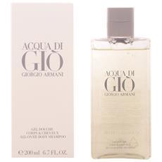 Acqua Di Gio Homme Gel De Ducha & Shampo O 200 Ml