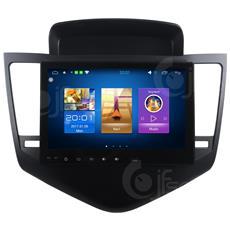 "Autoradio Chevrolet Cruze Android 6.0 Fulltouch 9"""" Mirror Link Gps Bluetooth Usb Sd Mp3"