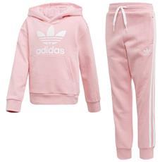 44e63b07908b ADIDAS - Tute Adidas Originals Trefoil Abbigliamento Ragazza 128