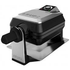 FDD95D Professional Piastra per Waffel Potenza 1200 Watt