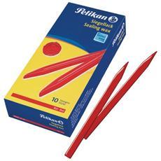 conf. 10 Ceralacca rosso 60/10per pacchi 0BKN11