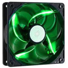 Ventola PC SickleFlow da 120 mm Colore LED Verde