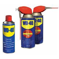 Sbloccante Lubrificante Spray WD40 200ml Getto Fisso