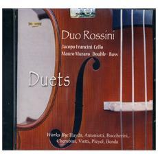 Jacopo Francini - Duo Rossini