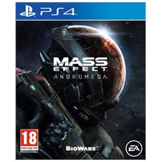 PS4 - Mass Effect: Andromeda