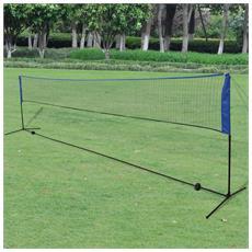 Rete Da Badminton Con Volani 600x155 Cm