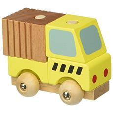 Camion. Mezzi in legno smonta e rimonta. Ediz. a colori