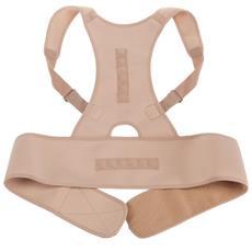 Supporto Schiena Activate Correttore Posturale Massaggio Magnetico 12 Magneti Taglia S / m Tutore Dolore Fascia Postura Spalle
