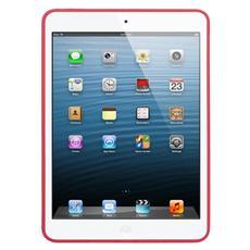 Case f / iPad mini Cover Rosso, Trasparente