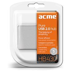 HB430, USB 2.0, Bianco, USB