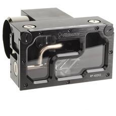 Serbatoio per 1-2 Pompe Nero RP-452X2