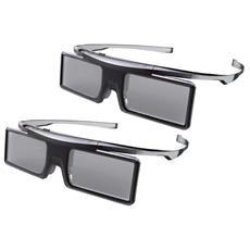 Occhiali 3D Attivi 2pz