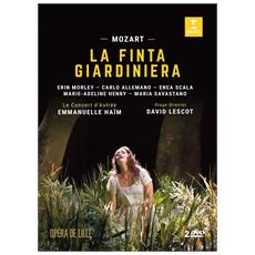 Mozart - La Finta Giardiniera - Haim / Le Concert D'Astree (2 Dvd)