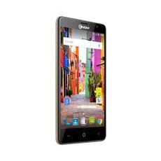 """You Color P550 Oro 8 GB 4G / LTE Dual Sim Display 5.5"""" HD Slot Micro SD Fotocamera 13 Mpx Android Italia"""