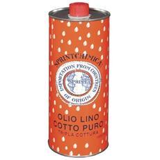 Olio Di Lino Cotto Puro Tripla Cottura Lt. 1 065326 Azimuthshop