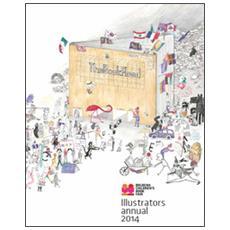 Illustrators. Annual 2014