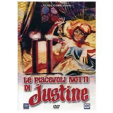 Dvd Piacevoli Notti Di Justine (le)