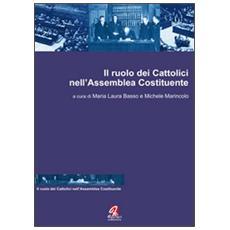 Il ruolo dei cattolici nell'Assemblea Costituente