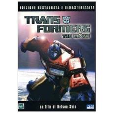 Dvd Transformers - The Movie