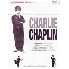 Dvd Corti Di Charlie Chaplin (i) #01