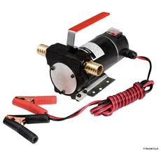 Pompa travaso gasolio 12 V 50 l / min
