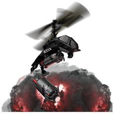 Elicottero Megablast Sparabombe