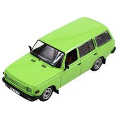 Ist062 Wartburg 353 W Kombi 1985 Light Green 1:43 Modellino
