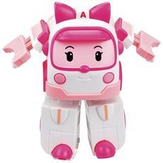Robocar Poli - Amber - Robot Trasformabile