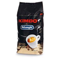 DeLonghi Kimbo Espresso 100% Arabica, 1 kg