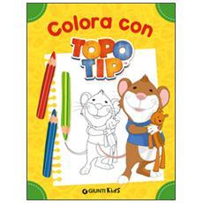 Colora con Topo Tip