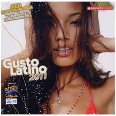 Gusto Latino 2011 (4 Cd)
